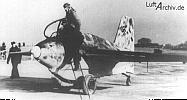Me 163 B v JG 400